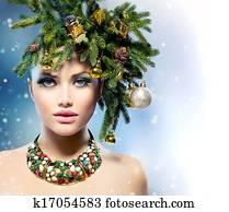 Weihnachten Accessoirs Geschenk Weihnachten Zubehorteil Gegenstand