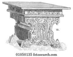 Gotico Raccolte Di Illustrazioni E Clipart Gotico