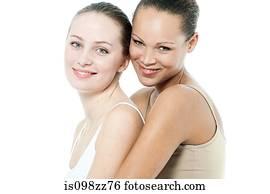 Lesbiennes banque d images et photographies 15 453 - Lesbienne femme de chambre ...