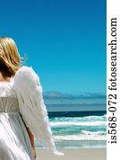 engelchen, strand