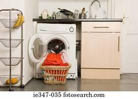 waschmaschine stock photo bilder waschmaschine lizenzfreie bilder und fotografien. Black Bedroom Furniture Sets. Home Design Ideas