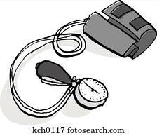 a blood pressure monitor