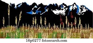 sieben schwestern berge
