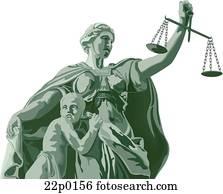 Justice Clip Art   Our Top 1000+ Justice Vectors   Fotosearch