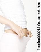 Dicker Magen Bei Frauen