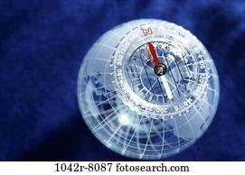 globe, still life, direction, compass, Business globes maps