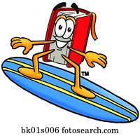 buch, surfen