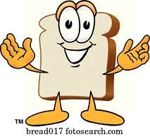 Bread, mit, gibt