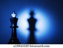 Schach Figur