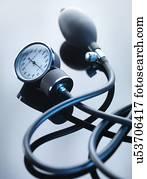 Blood pressure gauge