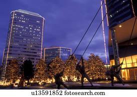 Richmond Va Virginia Downtown Financial District