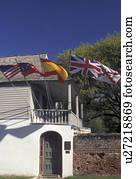 St  Augustine, schoolhouse, Florida, Oldest Wooden